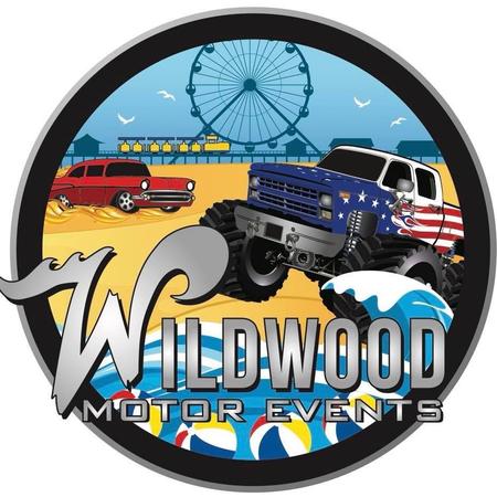 Monsters on the beach wildwood nj monster truck beach for Nj motor vehicle tickets
